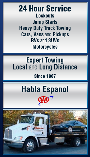 Towing and Roadside Service - Framingham, MA - Henry's Towing Service